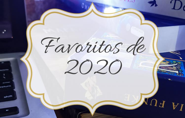 Favoritos de 2020